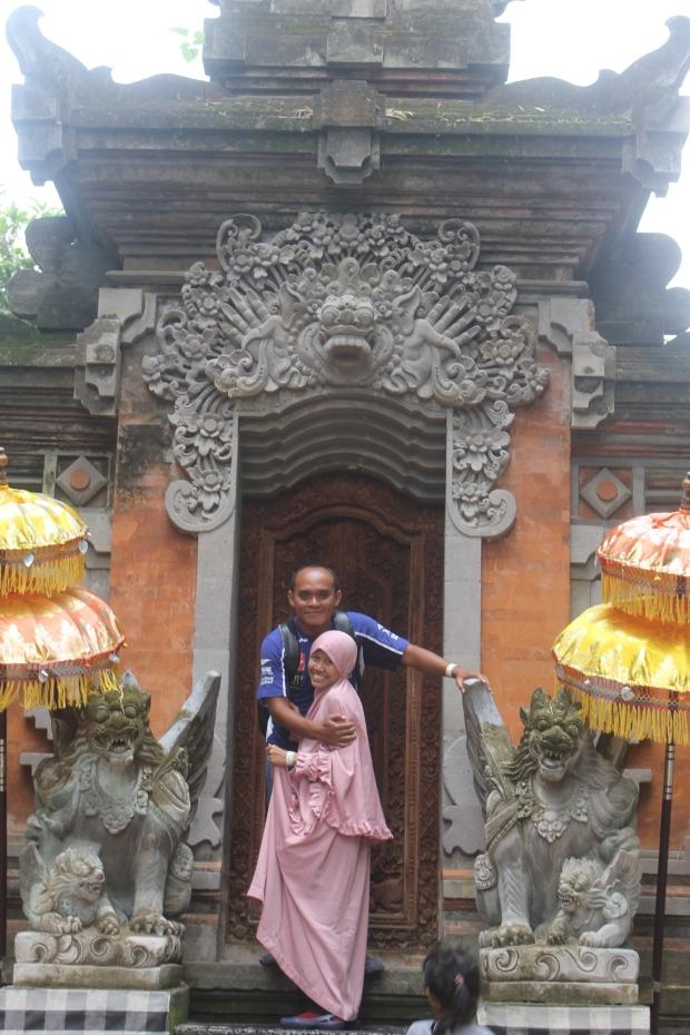 Pascawed di Bali Safari Park